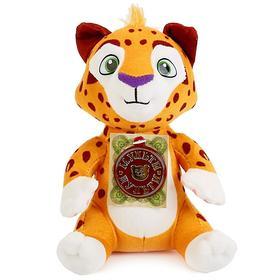Мягкая музыкальная игрушка «Лео и Тиг», 20 см