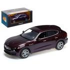 Машина на радиоуправлении Maserati levante, масштаб 1:14, световые эффекты, цвета МИКС