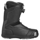 Ботинки для сноуборда NIDECKER 2018-19 Aero Boa Coil Black, размер 7,5