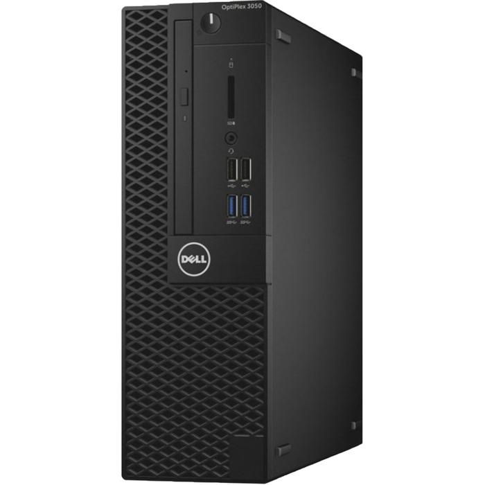 Компьютер Dell Optiplex 3050 SFF, i5-6500 3.2Ghz, 180W, 4Gb, 500Gb, HDG530,W10, кл,мышь,черн
