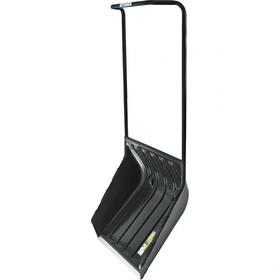 Движок пластиковый, размер ковша 70 × 64 см, с колёсиками