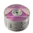 Диск CD-R SmartTrack, 52x, 700 Мб, Спайка, 50 шт