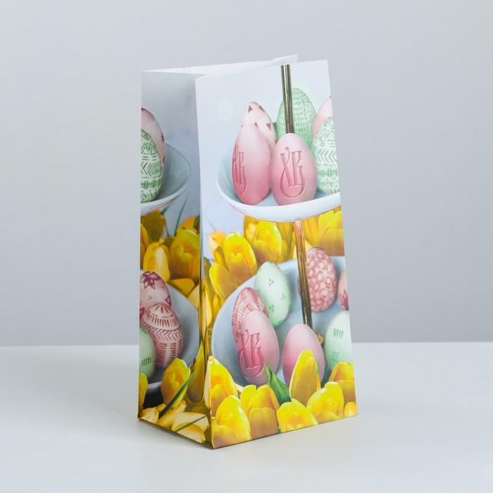 Пакет подарочный без ручек «Доброты», 10 × 19.5 × 7 см - фото 308984430