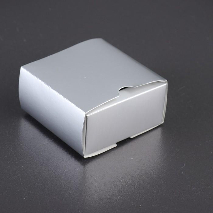 Коробка сборная 8 х 8 х 4 см - фото 142959231