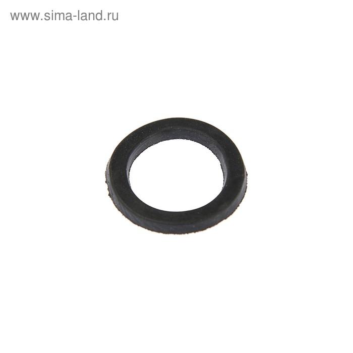 """Прокладка резиновая, D1"""", 32 х 5 х 4 мм, черная"""