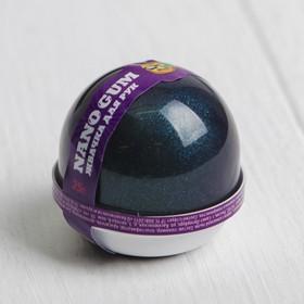 """Жвачка для рук """"Nano gum"""", эффект алмазной пыли"""", 25 г"""