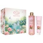 Подарочный набор Skin Juice: Шампунь French Rose 260 мл + крем для рук French Rose 100 мл