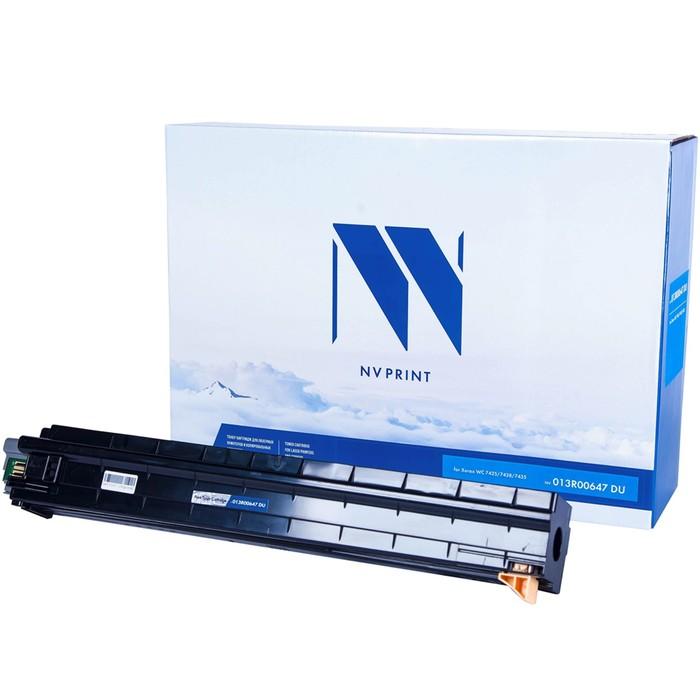 Барабан NVP NV-013R00647 DU для Xerox WorkCentre, 61000k