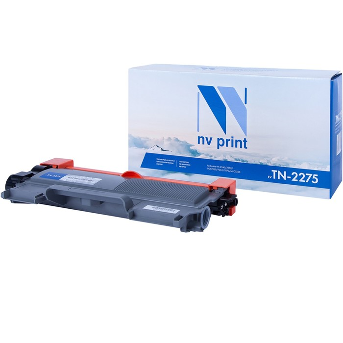 Картридж NV PRINT TN-2275T для Brother HL-2240/2240/2250/DCP-7060/7070/MFC-7360/7860 (2600k)