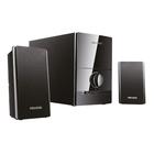 Акустическая система 2.1 Microlab M-500U, 2x12+16Вт, 220В, черная