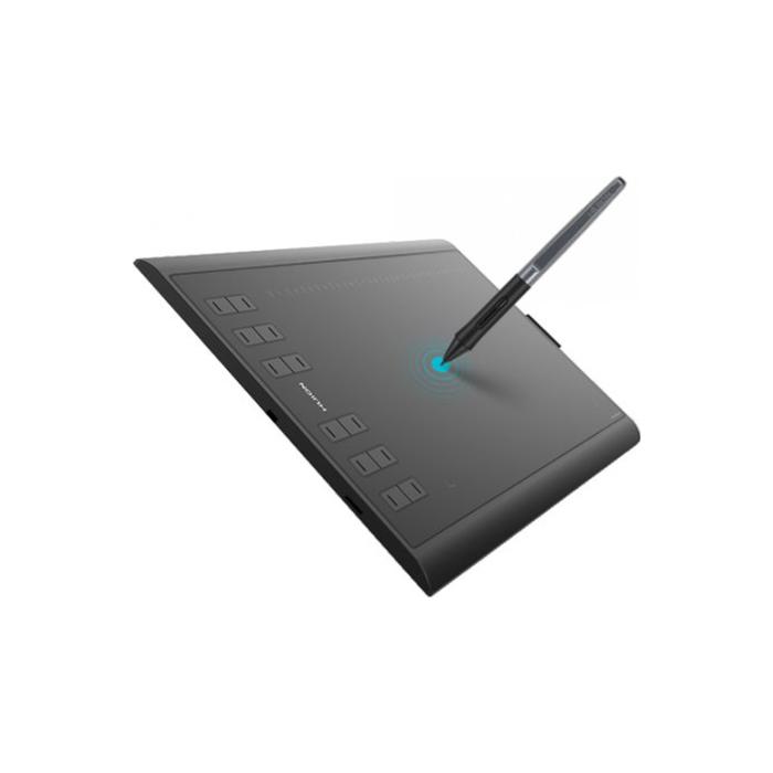 Графический планшет Huion H1060P, USB, черный