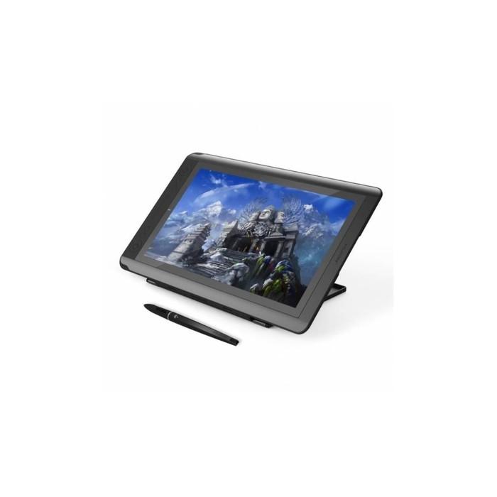Графический планшет Huion GT-156HD, USB, черный