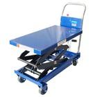 Тележка гидравлическая платформенная AE&T YTJ-S35, 350 кг, 360-1300 мм, стол 91х51х5 см