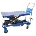 Тележка гидравлическая платформенная AE&T TJ-75, 750 кг, 390-1000 мм, стол 100х51х5 см