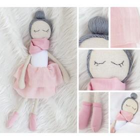 Интерьерная кукла «Холли», набор для шитья, 18 × 22.5 × 2 см