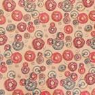 Бумага упаковочная крафтовая «Сладкое настроение», 50 × 70 см