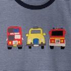 """Джемпер для мальчика MINAKU """"Автомобили"""", рост 80-86 см, цвет синий - фото 105711282"""