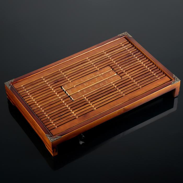 """Стол для чайной церемонии с подносом """"Мудрость"""""""