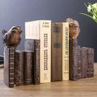 "Держатели для книг ""Птички на книгах"" набор 2 шт 23х21,5х11 см"