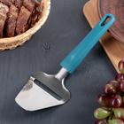 """Нож-лопатка для сыра 21 см """"Сфера"""", цвет голубой"""