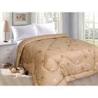 Одеяло «Верблюд» элит, 142х205 см верблюжья шерсть, 250 гр/м, тик, хл 100% - фото 105555308