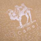 Одеяло «Верблюд» элит, 142х205 см верблюжья шерсть, 250 гр/м, тик, хл 100% - фото 105555310