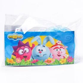 """Слаймы с растущими игрушками СМЕШАРИКИ """"Создай свой слайм. На воздушном шаре"""""""