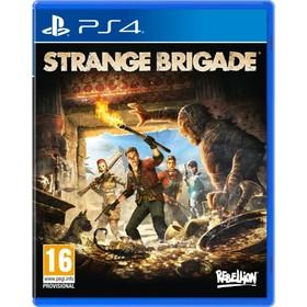 Игра для Sony PlayStation 4 Strange Brigade, стандартное издание