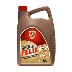 Моторное масло Felix Semi SL/CF 5W-40, 4л Ош