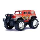 Машина инерционная «Внедорожник», цвета МИКС - фото 105657648