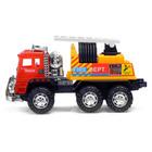 Машина инерционная «Пожарная» - фото 105656543