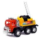 Машина инерционная «Пожарная» - фото 105656545