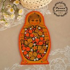 Cutting Board Matryoshka, Khokhloma
