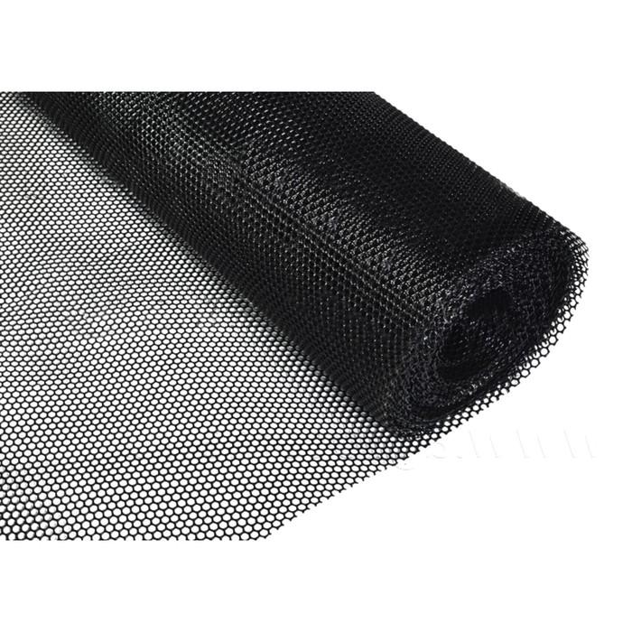 Сеть газонная, 1 × 10 м, ячейка 9 × 9 мм