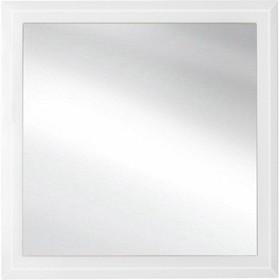 """Зеркало """"Лотос 80"""", Люкс белое"""