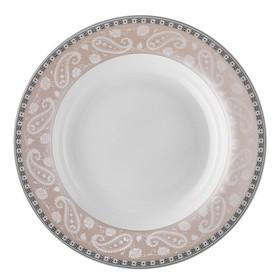 Тарелка суповая Arista Rose, 23 см