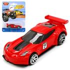 Машина металлическая «Модель гонки», 7,5 см, МИКС