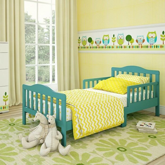 Кровать подростковая Candy Mint, 150 х 70 см, цвет мятный