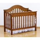 Кровать детская-трансформер Giovanni 3 в 1 Aria CARAMEL, цвет дуб