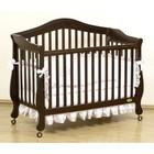 Кровать детская-трансформер Giovanni 3 в 1 Belcanto Lux Chocolo, цвет шоколадный