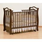 Кровать детская Giovanni  Magico CARAMEL, продольный маятник, цвет дуб