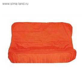 Чехол грязезащитный на заднее сиденье Tplus для УАЗ ПАТРИОТ, оранжевый (T014055) Ош