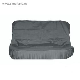 Чехол грязезащитный на заднее сиденье Tplus для УАЗ ПАТРИОТ, серый (T014054) Ош