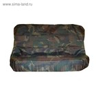 Чехол грязезащитный на заднее сиденье Tplus для УАЗ ПАТРИОТ, нато, (T014059)