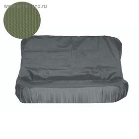 Чехол грязезащитный на заднее сиденье Tplus для УАЗ ПАТРИОТ, олива (T014060) Ош