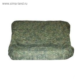 Чехол грязезащитный на заднее сиденье Tplus для УАЗ ПАТРИОТ, цифра (T014061) Ош
