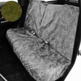 Раздельный чехол на заднее сиденье Tplus для УАЗ ПАТРИОТ, 4шт., цифра (T014370) Ош