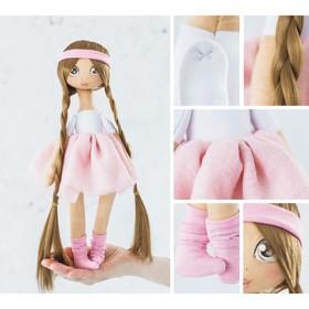 Интерьерная кукла «Синди», набор для шитья, 18 × 22.5 × 2.5 см