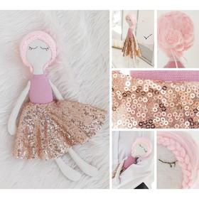 Интерьерная кукла «Юки», набор для шитья, 18.9 × 22.5 × 2 см
