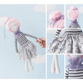 Интерьерная кукла «Ханна», набор для шитья, 18 × 22.5 × 2 см